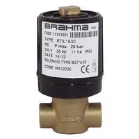 Электромагнитные клапаны Brahma E7