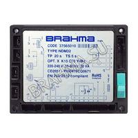 Контроллеры Brahma серии NDM.., NDTM.. (Microflat)